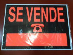 COMPRAR HACER CARTELES DE SE VENDE BARATOS ONLINE PARA VENDER PISOS LOCALES PRECIOS ECONOMICOS